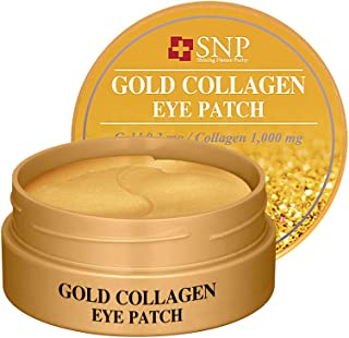SNP - Gold Collagen Firming Eye Patch - Real 24K Gold - 60 Patches
