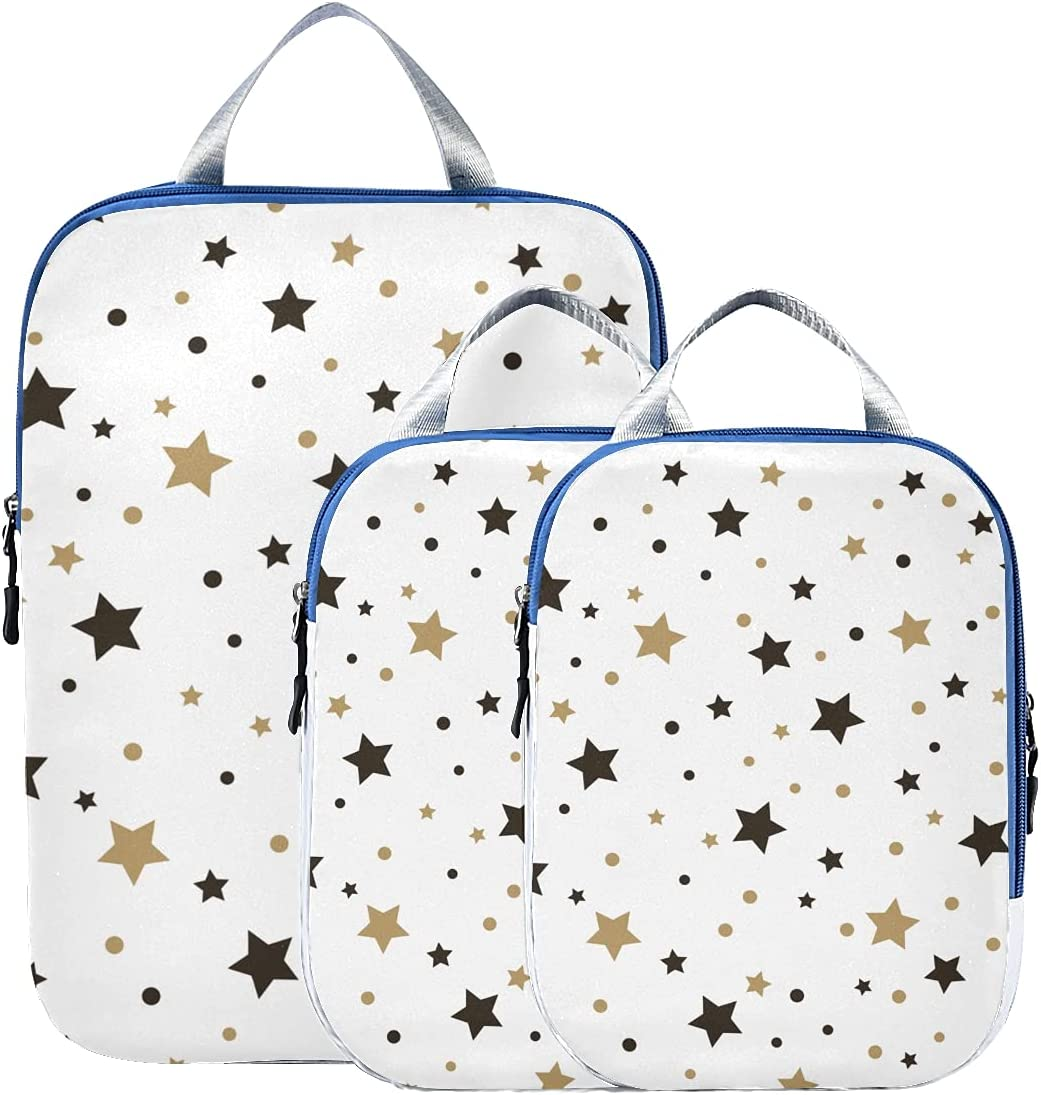 Packing Cubes Cute Different Stars Exp For Fort Worth Mall Organizer Travel Bags mart