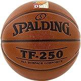 Spalding TF 250 DBB Indoor/Outdoor, Size:Gr. 7;Color:orange