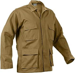 Rothco Solid BDU (Battle Dress Uniform) Military Shirts