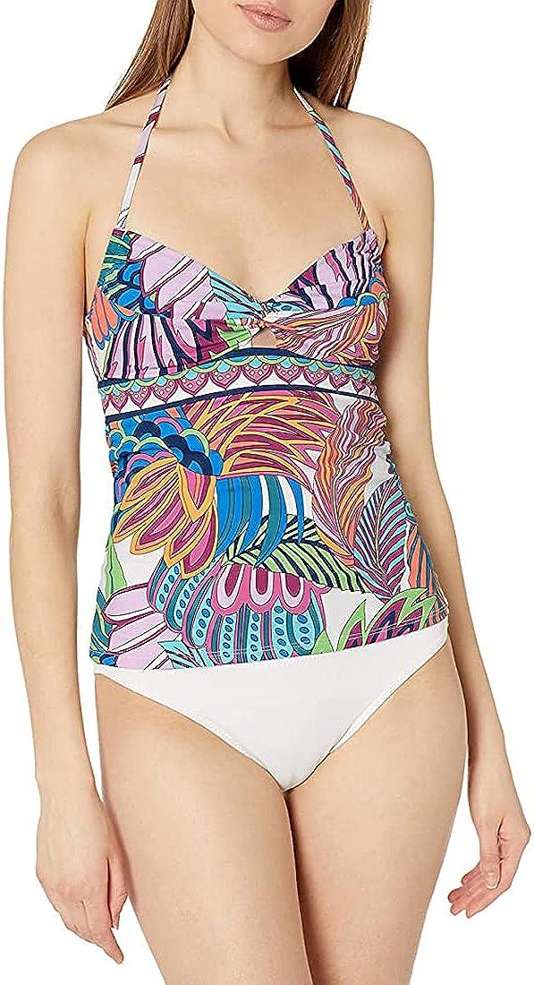 Trina Turk Women's Tankini Swimsuit Top