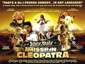 Asterix & Obelix: Mission Cleopatra Poster Movie 11x17