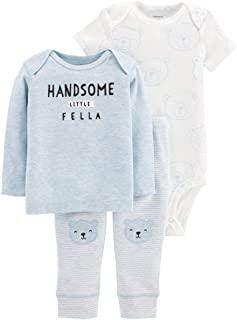 aed3c0a5d Amazon.com: Carter's - Layette Sets / Clothing: Clothing, Shoes ...