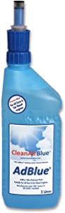 CleanAirBlue Adblue Can With No-Spill Car Spout