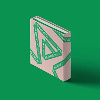 Pledis Entertainment SEVENTEEN - YOU MAKE MY DAY [FOLLOW ver.] (5th Mini Album) CD+Photobook+Lyrics Paper+Photocards+Folded Poster
