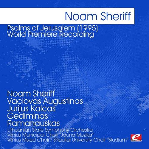 Psalms Of Jerusalem (1995) For Tenor, Bass, Choir & Orchestra: V. Al...
