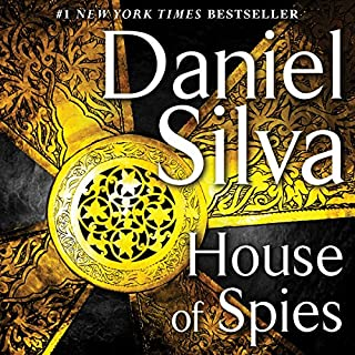 House of Spies audiobook cover art