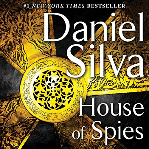 House of Spies cover art