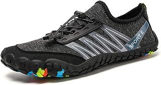 سافايروز أحذية رياضية سريعة الجفاف جوارب لليوغا للرجال والنساء والأطفال