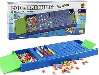 MengTing Classical Code Cracking Game,Fun Intelligent 3D Board Game