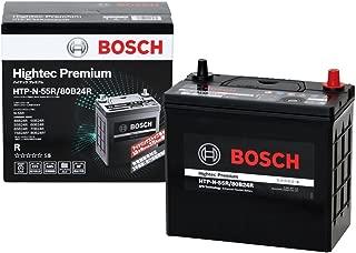 BOSCH (ボッシュ)ハイテックプレミアム 国産車 アイドリングストップ車/充電制御車/標準車 バッテリー HTP-N-55R/80B24R