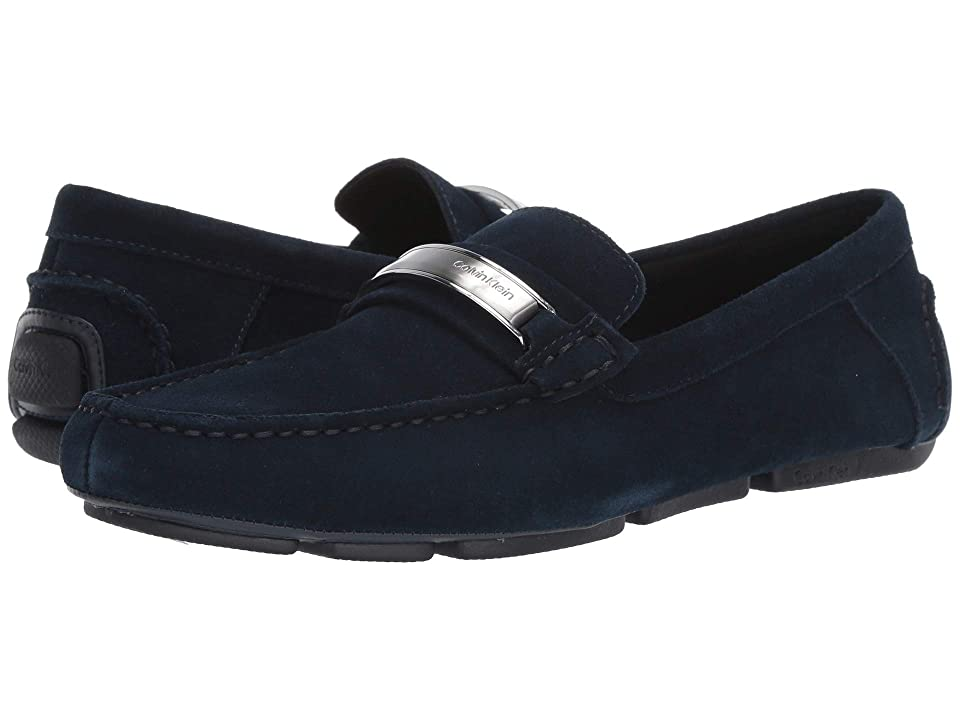 Calvin Klein Marz (Dark Navy) Men's Shoes
