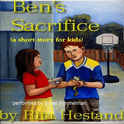 Ben's Sacrifice audiobook cover art