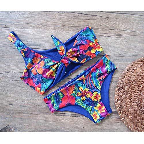 Bikini FDASIA Bikinis Dames Badmode Push-up bikiniset Badpak Top met effen onderkant Braziliaanse Biquini-badpak