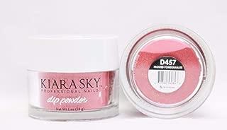 Kiara Sky Dip Dipping Powder D457 Frosted Pomegranate 1 oz by Kiara Sky
