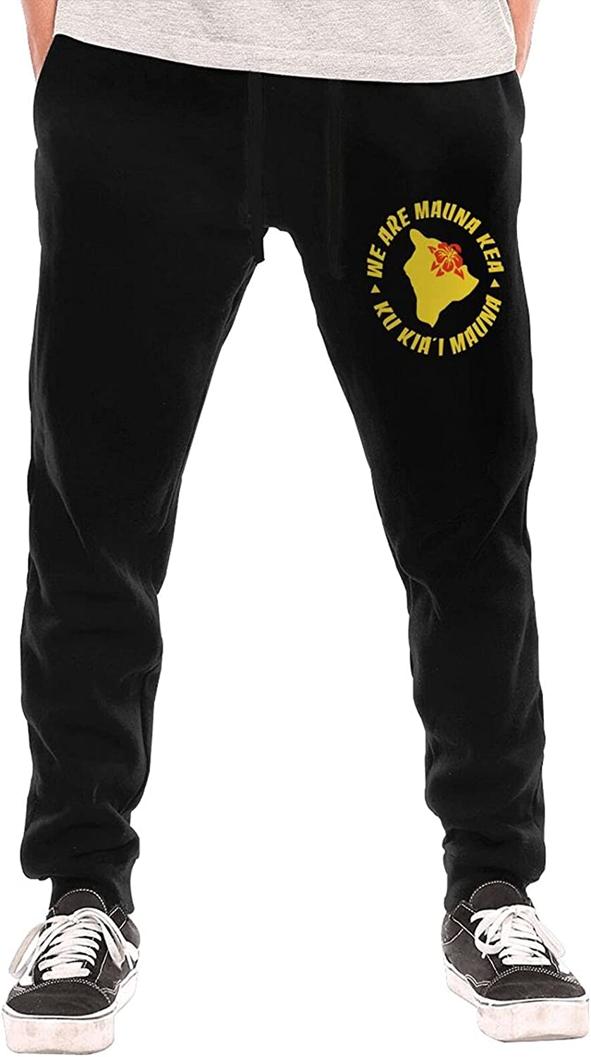 All stores are sold We are Mauna Kea Ku Kiai Pants Sweatpants Under blast sales Men Casual for