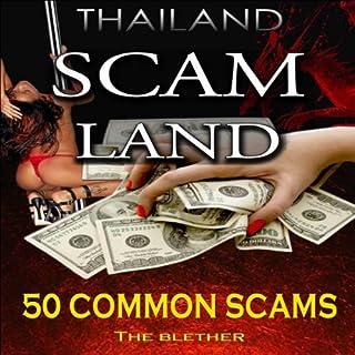 Thailand: Scam Land audiobook cover art