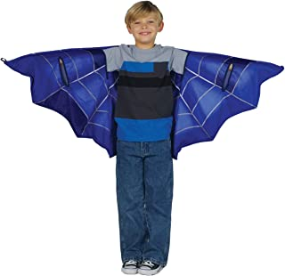 Cozy Wings by Jay at Play Spider Web - Wrap Around Magic Wings Keep Kids Warm & Cozy for Naptime, Playtime, or Anytime – Size Fits Most Kids