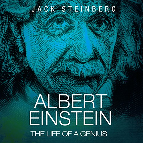 Couverture de Albert Einstein