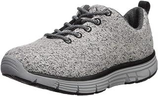 حذاء رياضي حريمي Apex من الصوف الطبيعي، رمادي فاتح، 11 عرض إضافي أمريكي