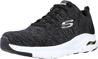 Skechers Arch Fit Sneaker Herren Schwarz Sneaker Low Shoes