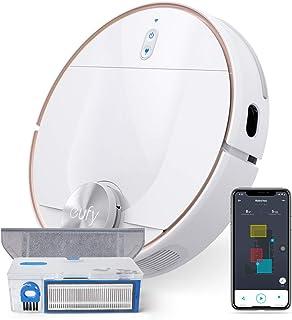 eufy RoboVac L70 Hybride afzuigrobot met wisfunctie, iPath-lasersnavigatie, 2in1-stofzuiger en -dweil, WLAN, kaartweergav...
