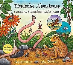 Tierische Abenteuer: Superwurm, Flunkerfisch, Räuber Ratte