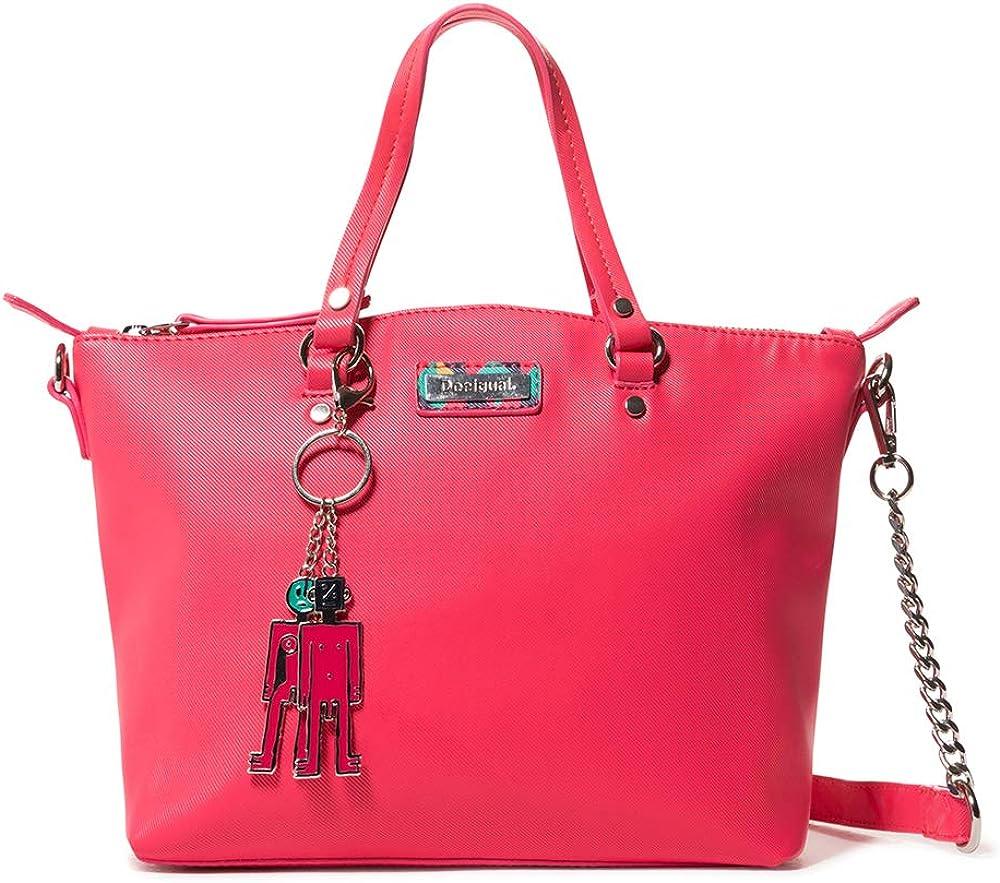 Desigual,  bag colorama gela women, borsa a mano/ tracolla per donna, in pelle sintetica 19SAXP663135U