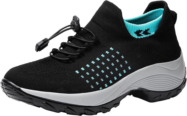 ZiSUGP Orthopedic Shoes for Women Ladie's Mesh Comfortable Light