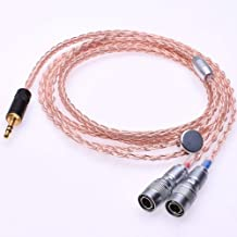 DIY Hi-end 8 Cores 5n Pcocc for Mr Speakers Ether Alpha Dog Prime Headphone Upgrade Cable (1.8Meter, PCOCC Copper)