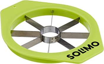 Amazon Brand - Solimo Plastic Slicer, Green