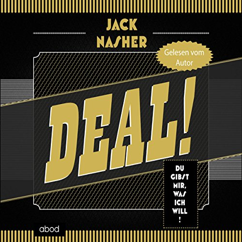Deal! audiobook cover art