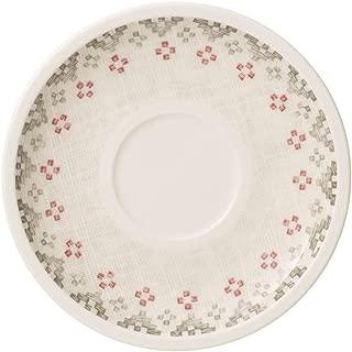 Villeroy & Boch 10-4197-1280 Artesano Montagne Saucer tea cup, White