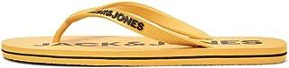 Jack & Jones Mens Mix Flip Flops Summer Beach Logo Sandals Toe Post Slippers 6 to 13