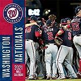 Washington Nationals 2021 Calendar