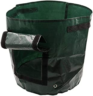 10 Gallon Plant Grow Bag Potato Planter Bags for Greenhouse Gardening Vegetable, 2-Pack