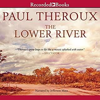The Lower River audiobook cover art
