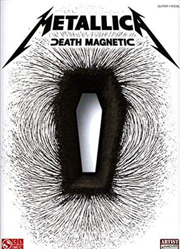 Death Magnetic: Songbook, Tabulatur für Gitarre, Gesang