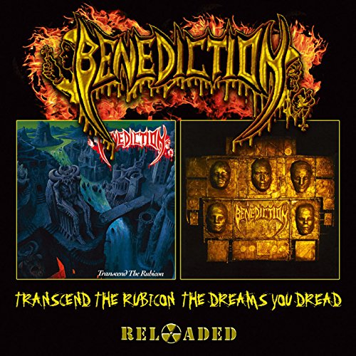 Benediction: Transcend the Rubicon/the Dreams You Dread (Audio CD)