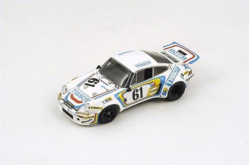 buena reputación Spark Model S3494 Porsche Carrera RSR N.61 DNA LM 1974 1974 1974 J.SELZ-F.VETSCH 1 43 Compatible con  Las ventas en línea ahorran un 70%.