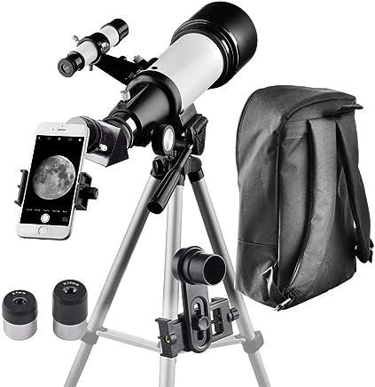 Amazon com: SOLOMARK - Refractors / Telescopes: Electronics