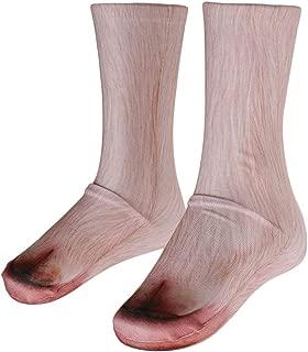Herren Winter Warm Verdicken Koralle Fleece Mannschafts Socken Flauschig Schlaf