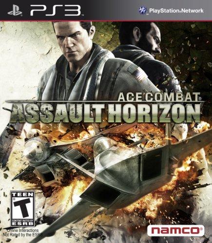 ACE COMBAT: ASSAULT HORIZON - PS3