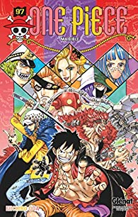 One piece, tome 97 par Oda