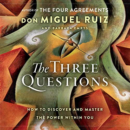 The Three Questions audiobook cover art