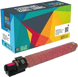 Do it wiser Toner Compatible con Ricoh Aficio MP C2030 C2050 C2051 C2530 C2550 C2551 841506 (Magenta 5500 páginas)
