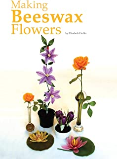 Making Beeswax Flowers
