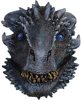 Game of Thrones Season 7 White Walker Dragon Mask