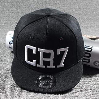 Baseball Bekleidung YPORE Children Ronaldo Cr7 Neymar NJR Baseball Cap Hat Boys Girls Kids Messi Snapback Hats Hip Hop Caps Gorras