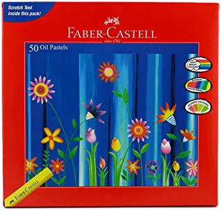 faber castell oil pastels 50 shades